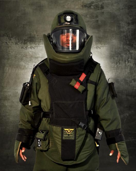 HFS Series 3 EOD Suit